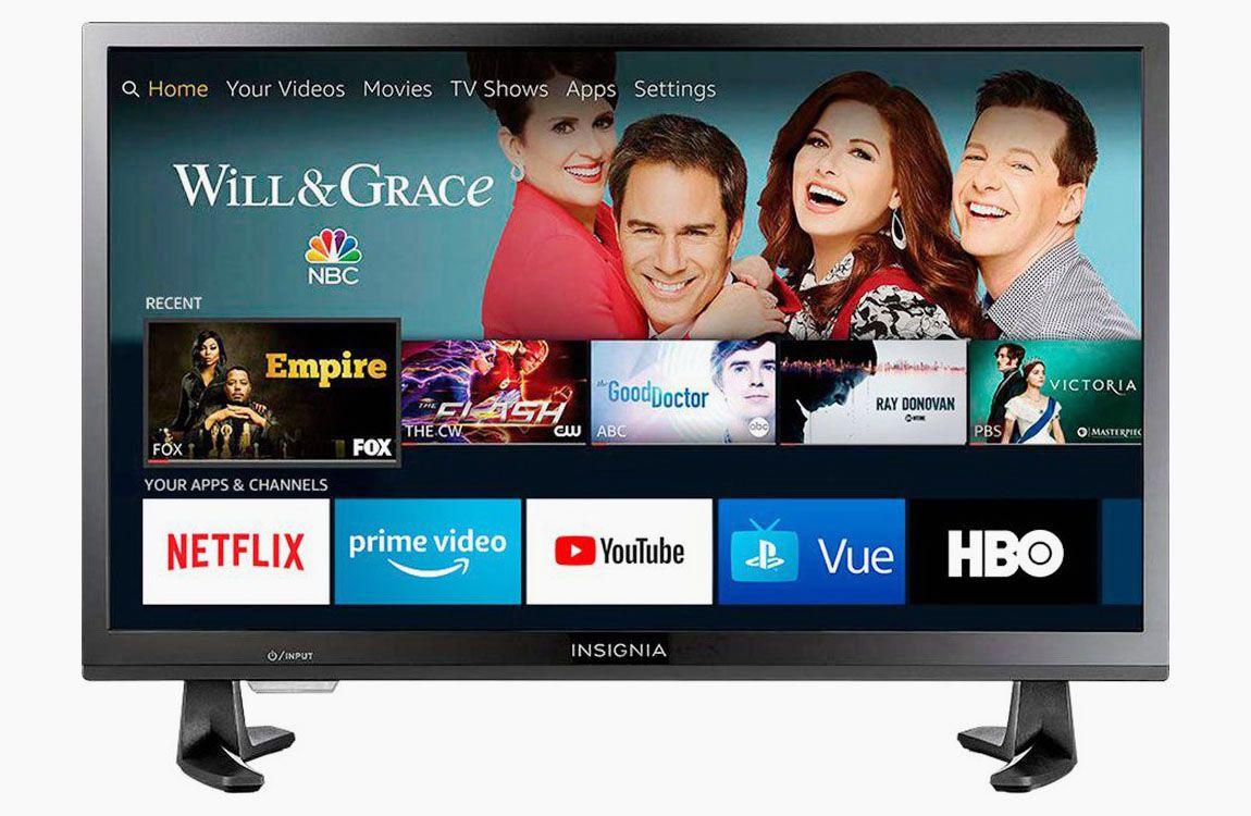 Insignia Amazon Fire Edition TV Example