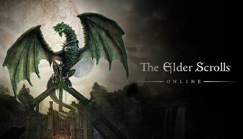 A screenshot from Elder Scrolls Online.