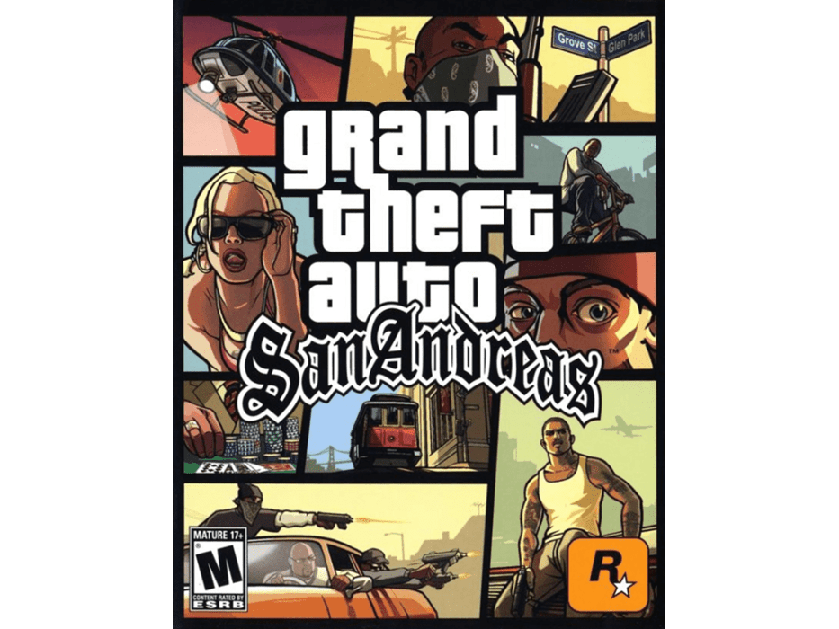 gta san andreas free download for pc 100 working