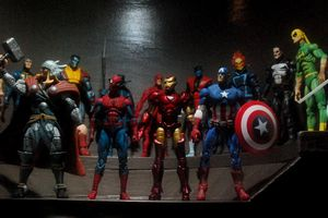 Marvel Heros