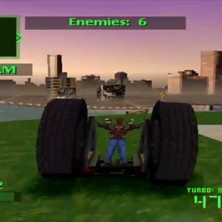 Twisted Metal Cheats For Playstation 1