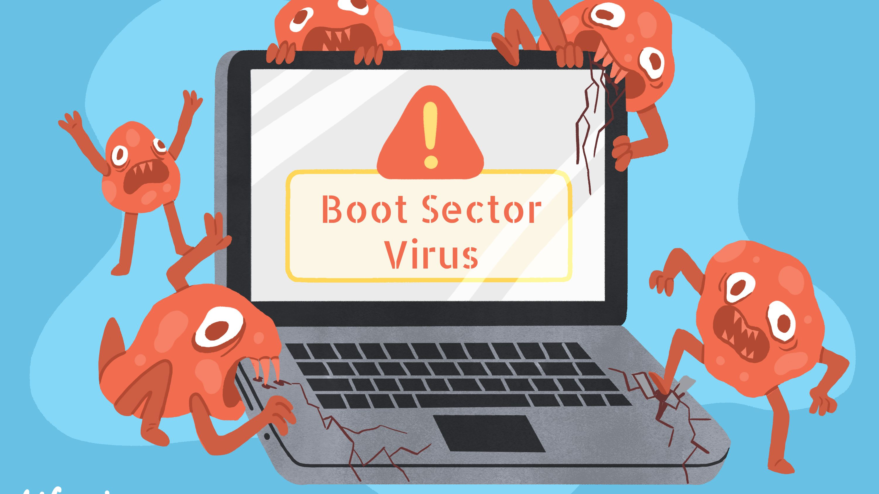 Introduction to boot sector virus and the way to remove it.