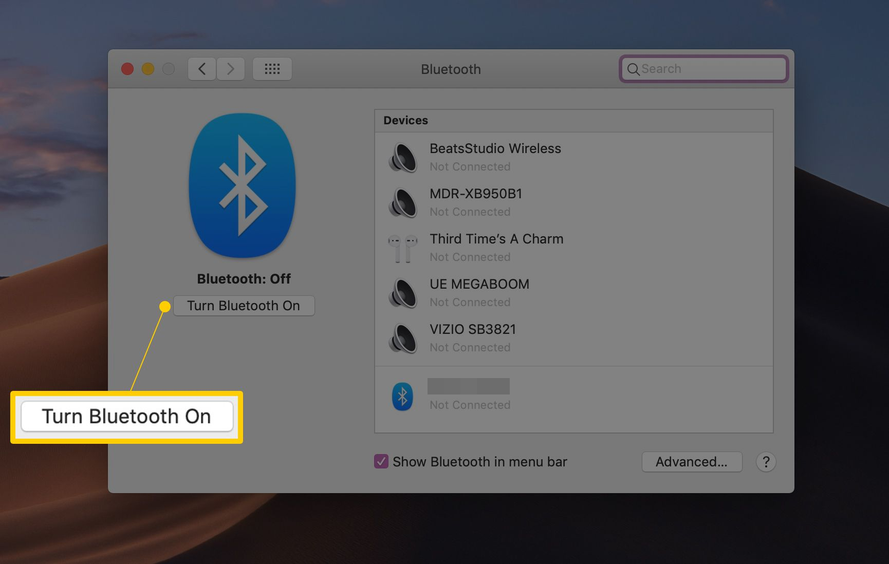 How to Fix OS X Bluetooth Wireless Problems