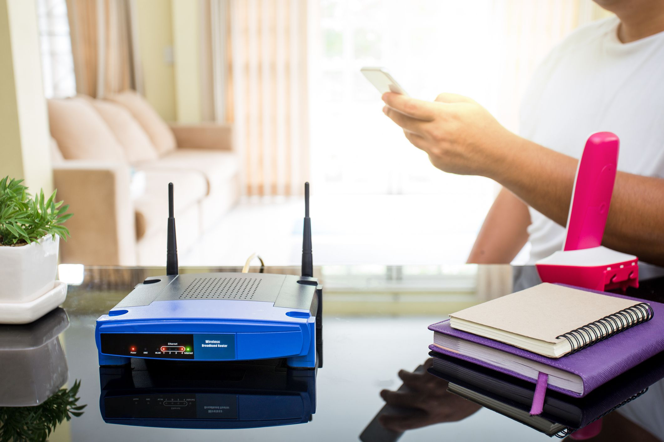 Changing Your SSID (Wi-Fi Name) on a Network Router