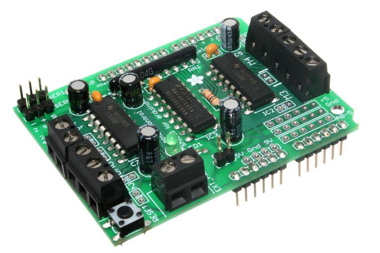 The 5 Best Arduino Shields