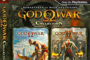 God of War 2 collection