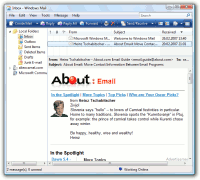 Windows Mail - Free Email Program