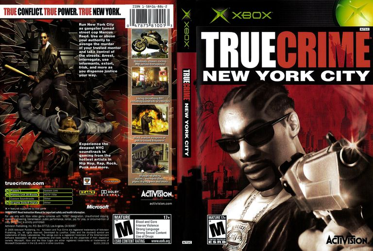 True Crime NYC box