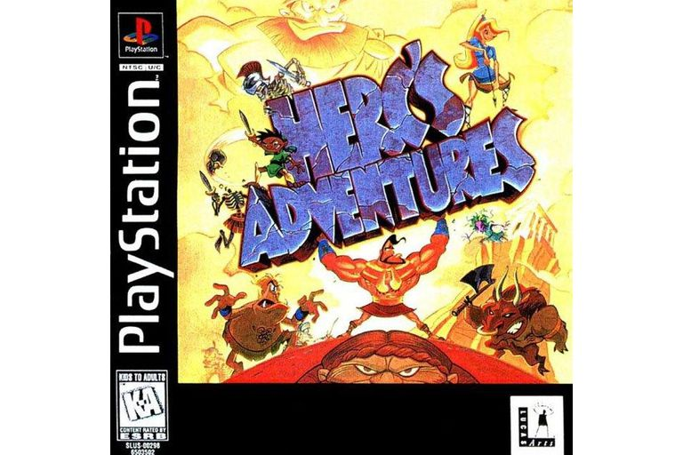 Herc's Adventures Cheat Codes For PS1