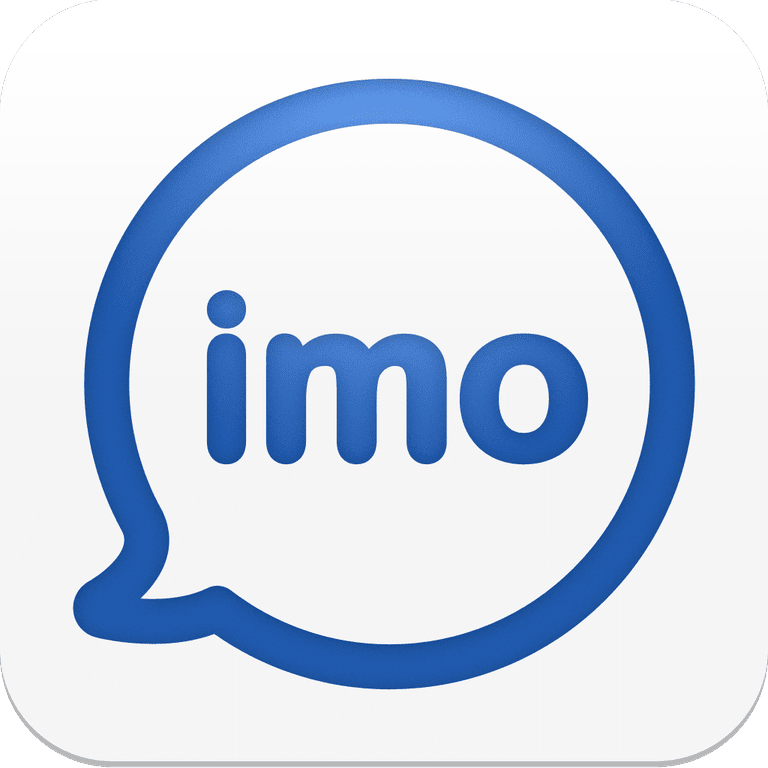 The imo logo.