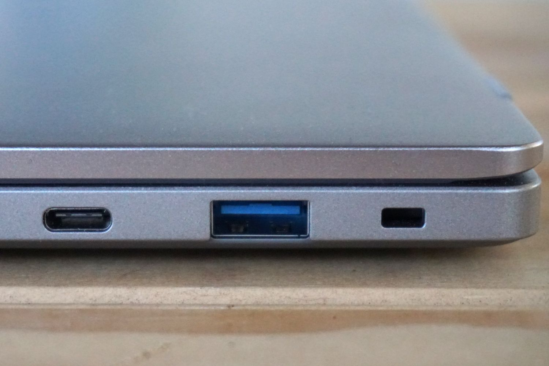 Chromebook USB Ports