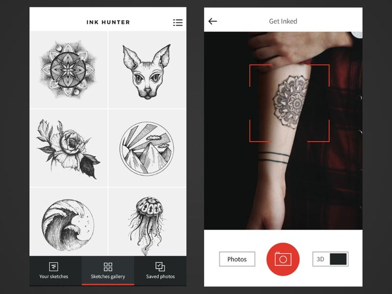 The 6 Best Tattoo Design Apps of 2018