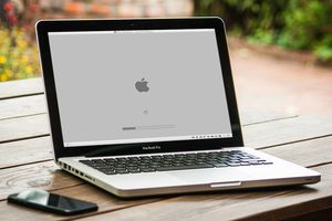 Macbook displaying Safe Boot