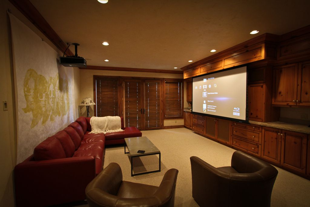 Video Projector Or Tv Which Is Best For Home Theater