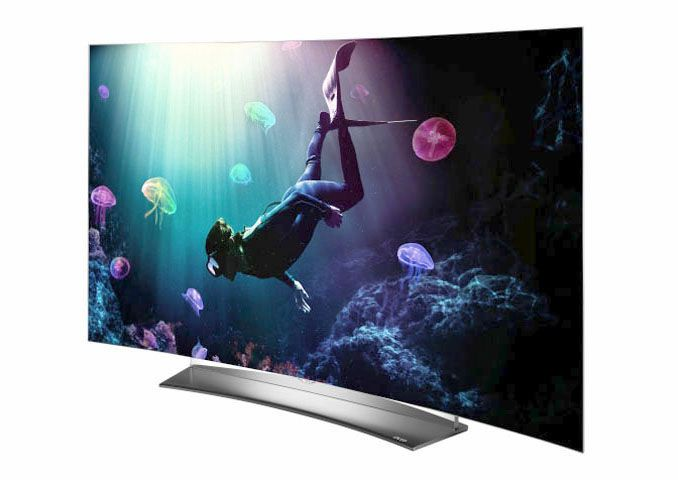 LG C6P Series 4k ULtra HD OLED TV