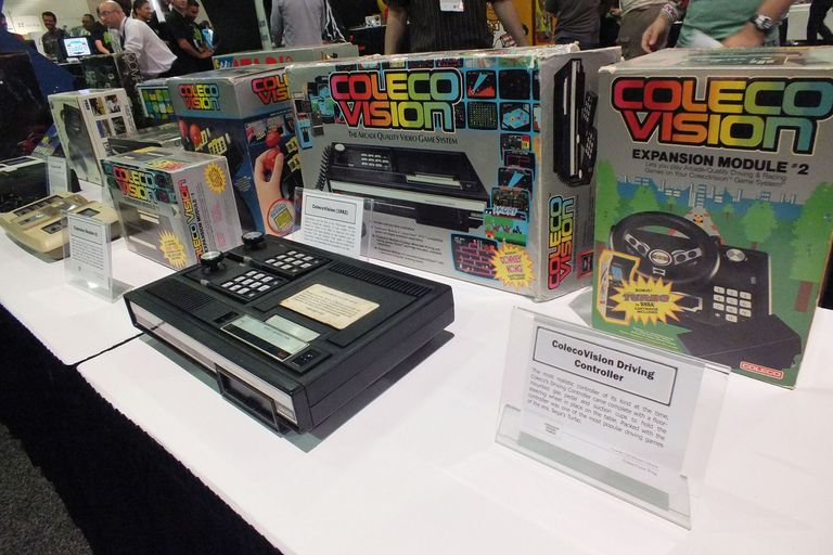 The History of ColecoVision Game System