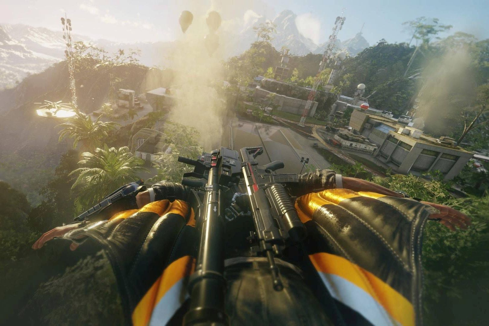 Just Cause 4 Cheats, Cheat Codes, and Walkthrough