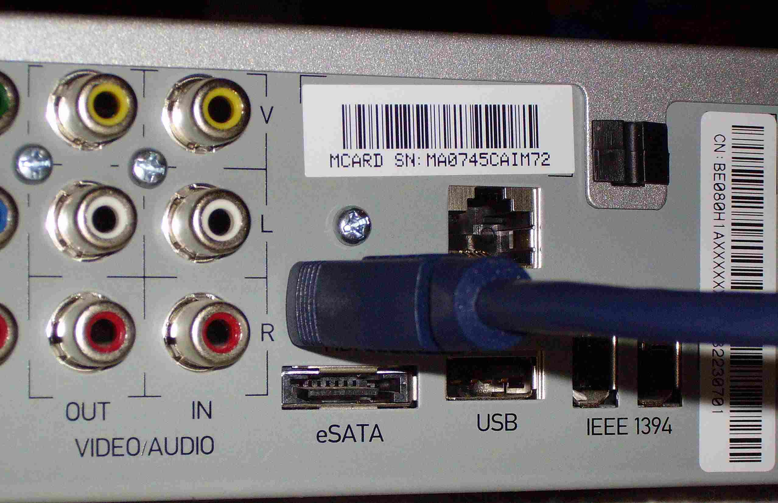 Connecting A Hd Video Source Using Hdmi Cable Wiring Plug One End Of The Into