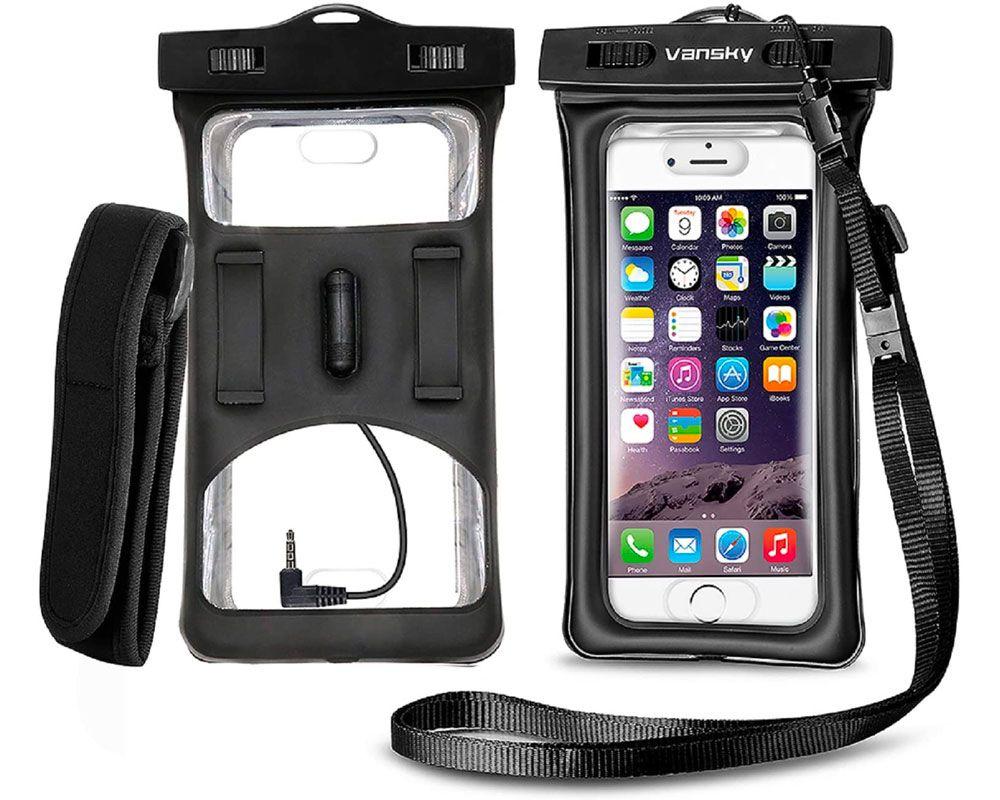 Vansky Floatable Waterproof Smartphone Case