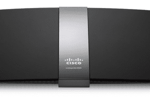 Picture of the Linksys EA4500 N900 Router