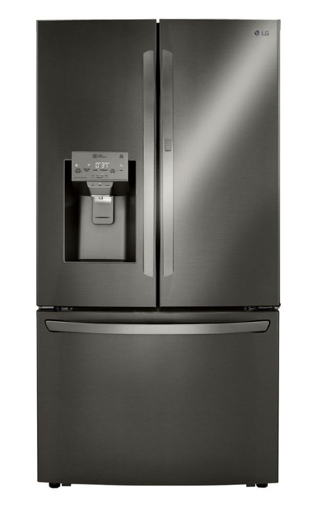 French Door-in-Door Refrigerator with Craft Ice