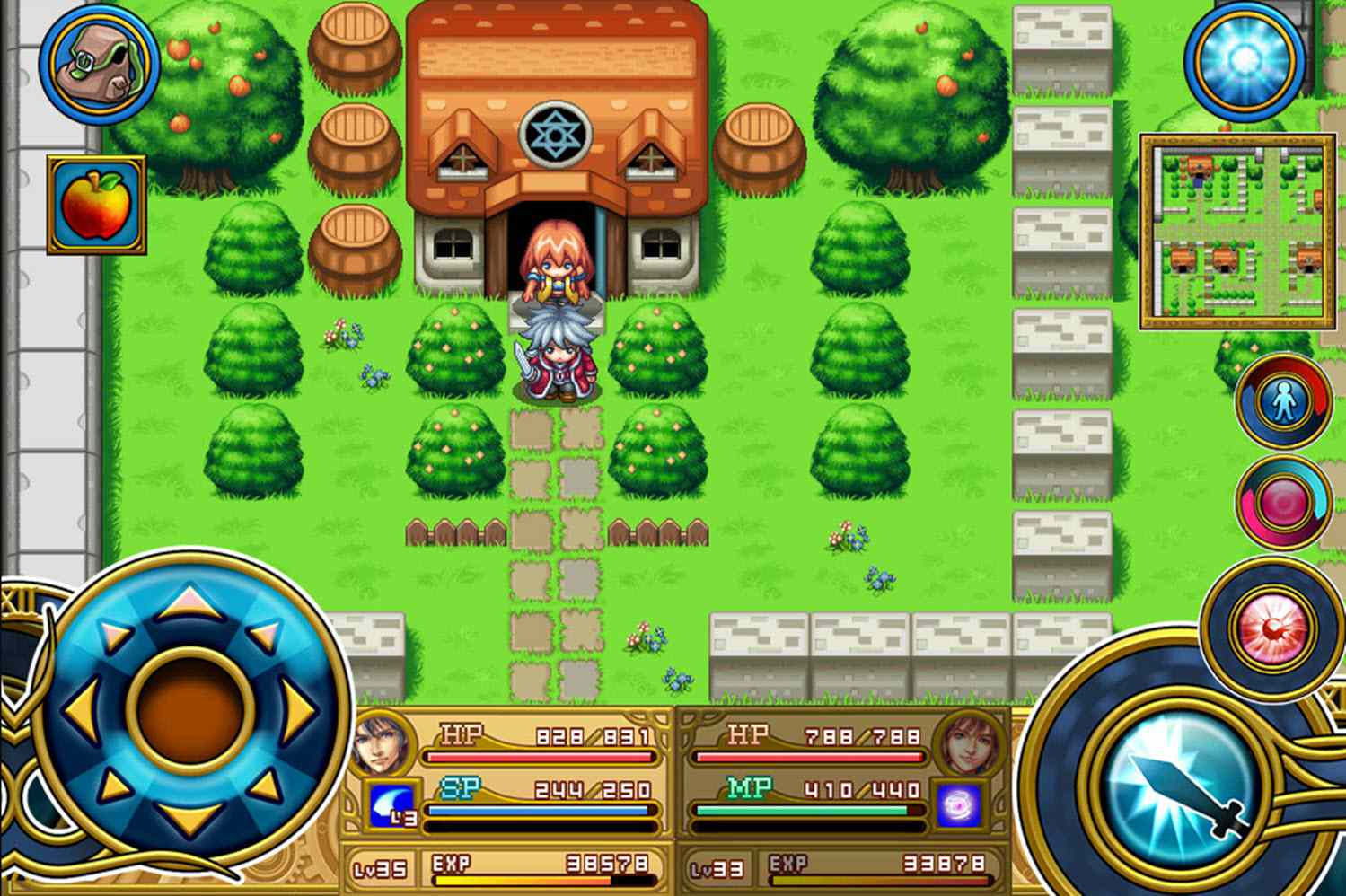 Ammco bus : Isometric rpg games ios