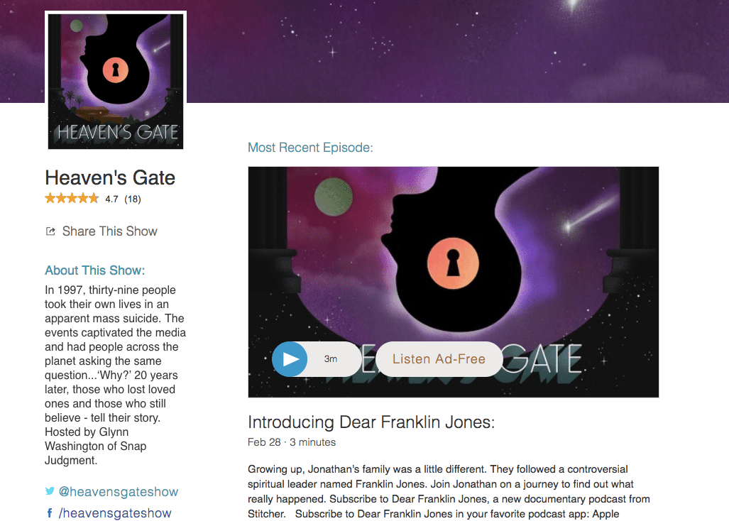 Heaven's Gate screenshot