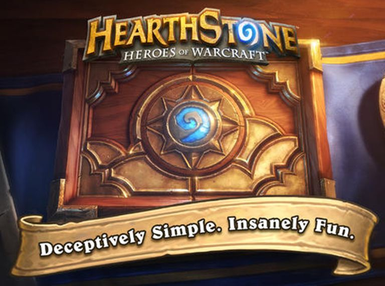 The game 'HearthStone'