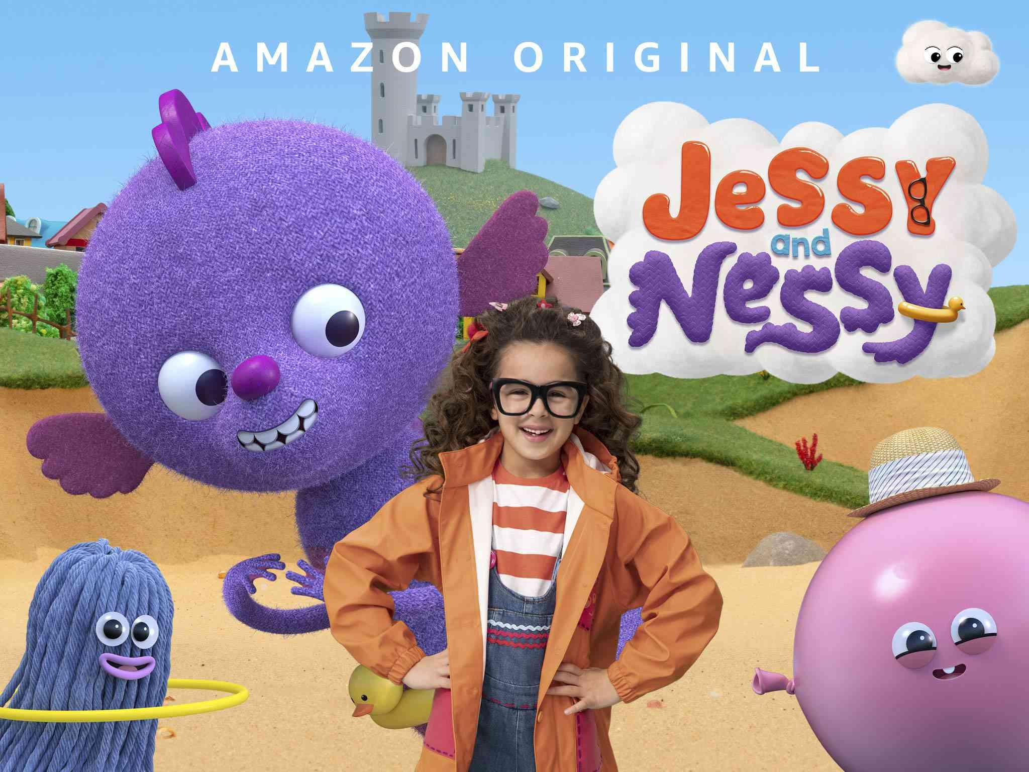 Sophie Feldman in Jessy and Nessy