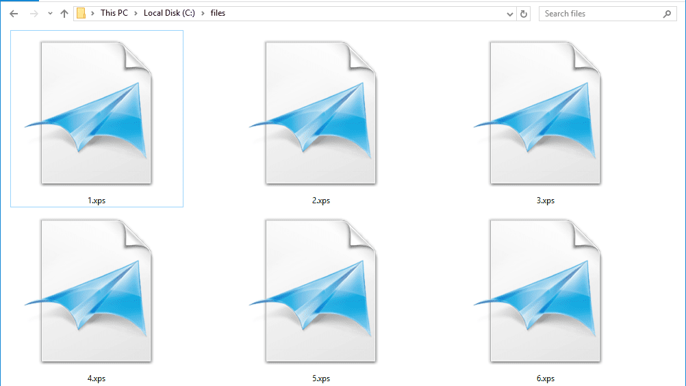 XPS File (What It Is & How to Open One)