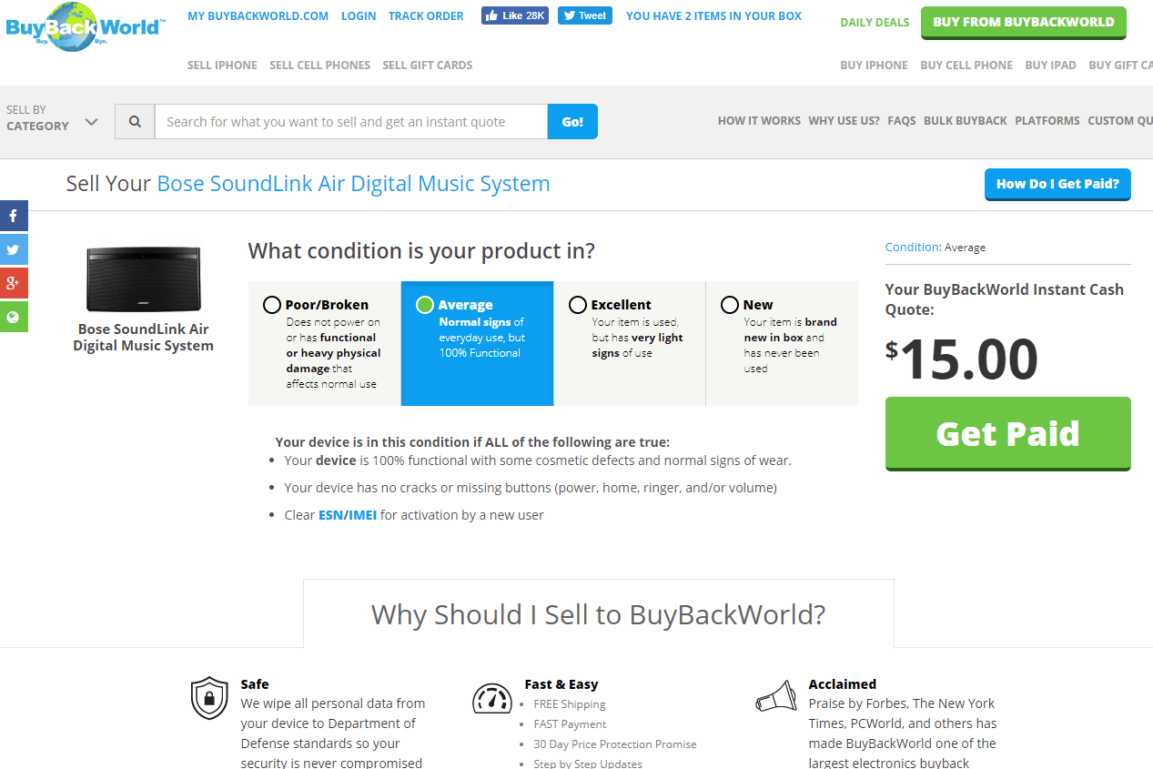 9 Best Sites to Sell or Trade Used Electronics