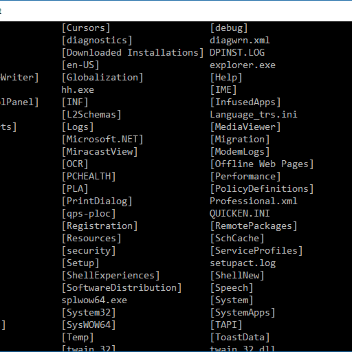 Command Prompt Commands A Complete List Cmd Commands