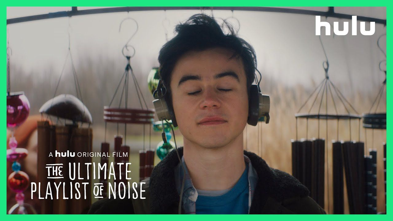 Keean Johnson in The Ultimate Playlist of Noise