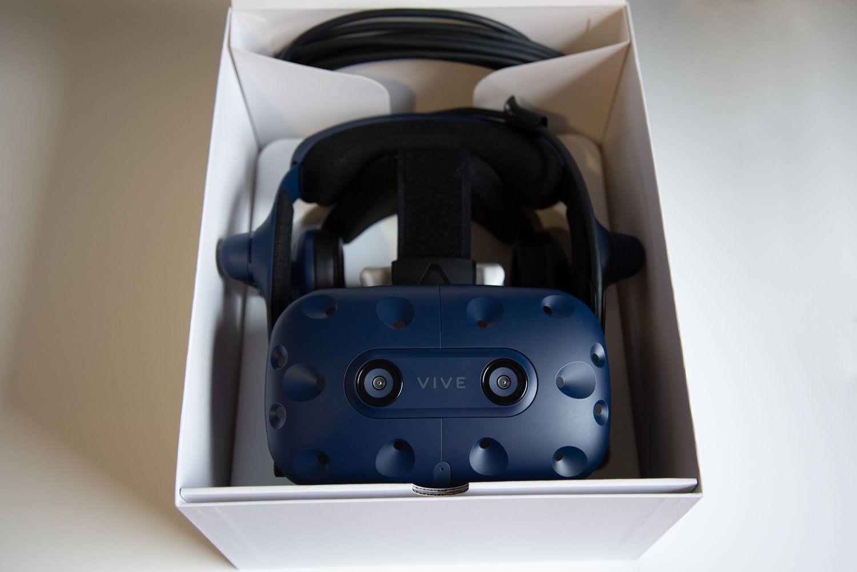 HTC Vive Pro Headset Review
