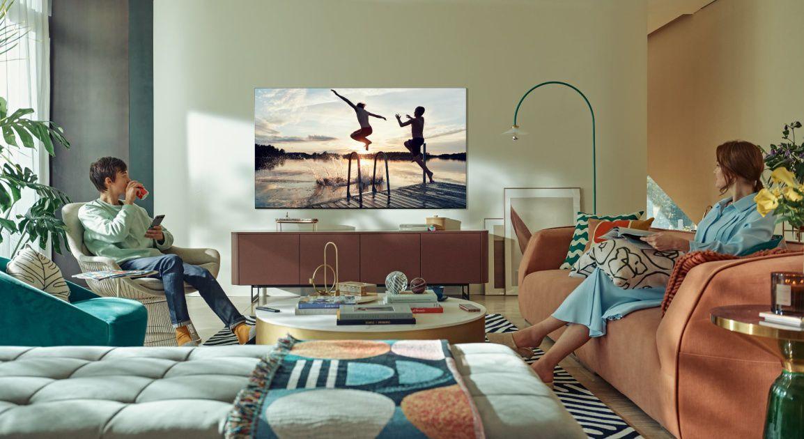 Samsung Neo QLED TV promotional photo