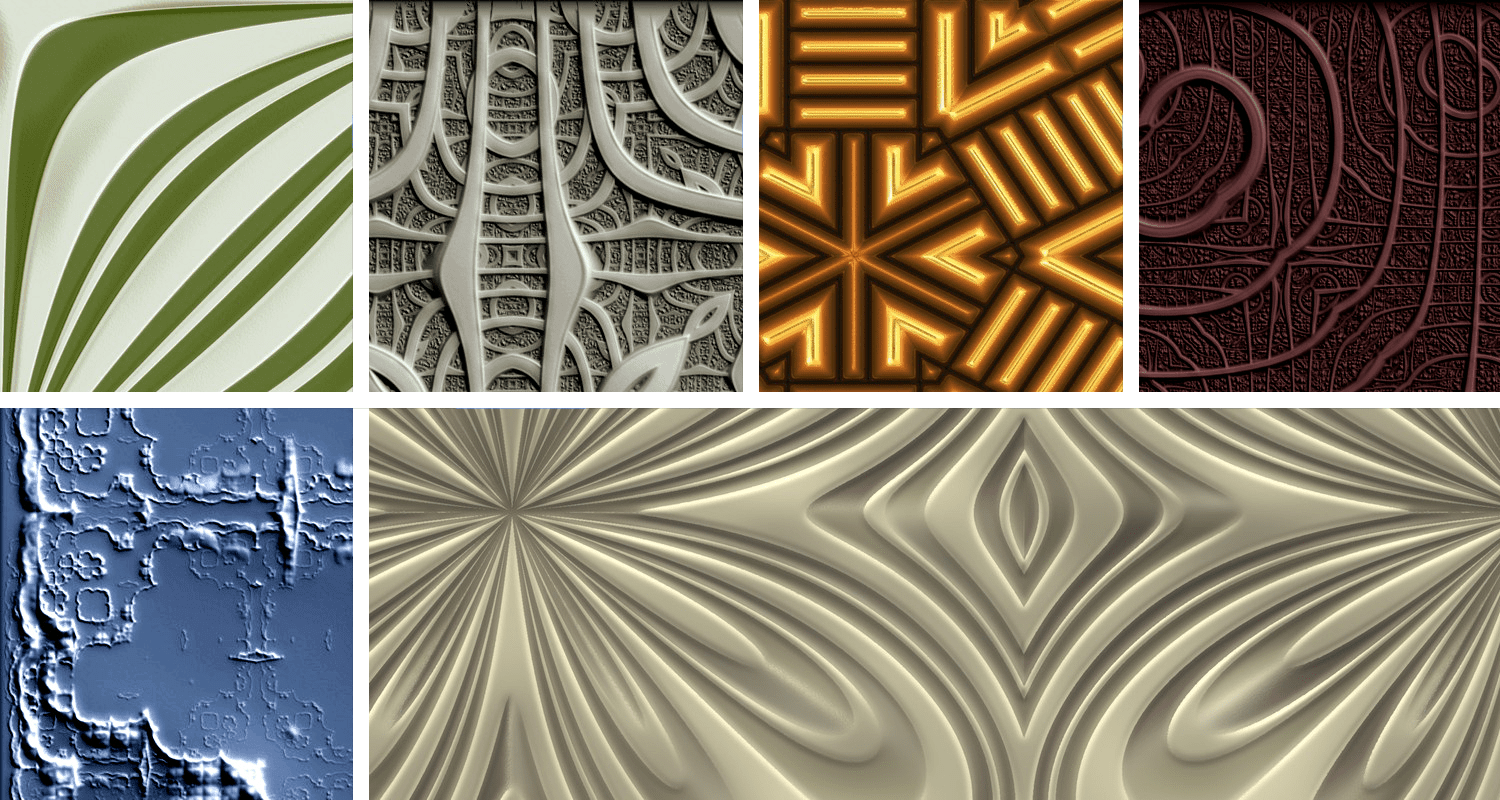 Hundreds of Free Photoshop Textures and Patterns