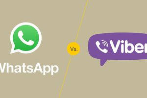 WhatsApp vs. Viber