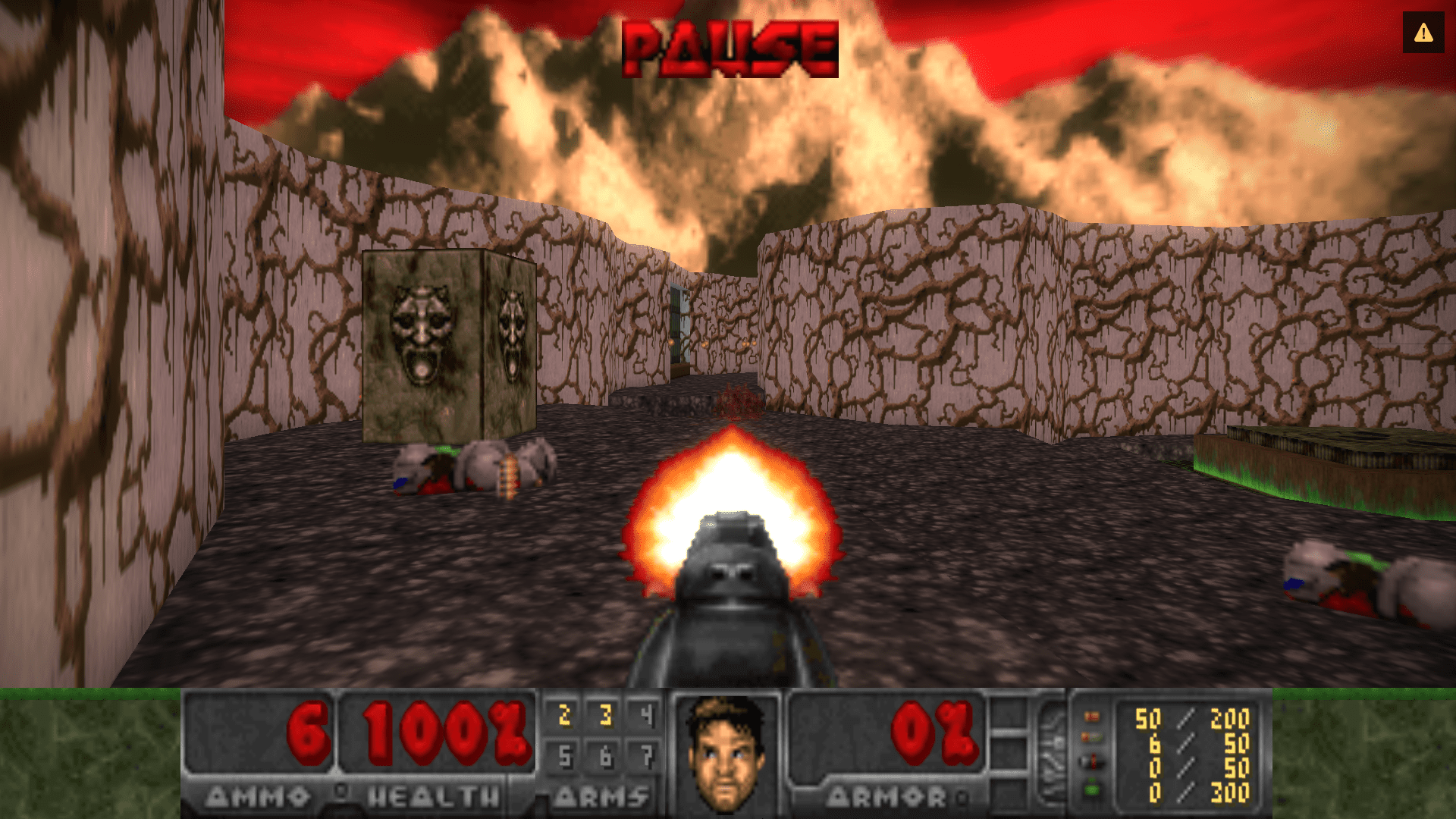 games similar to doom