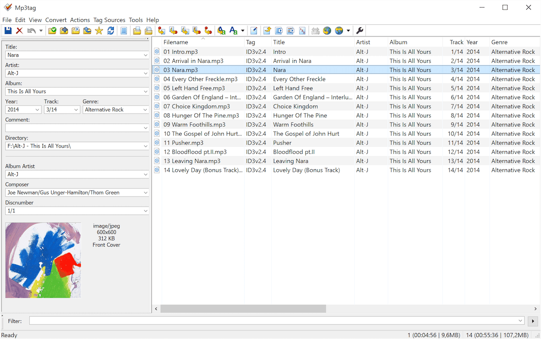 The 5 Best Free Mp3 Tag Editors