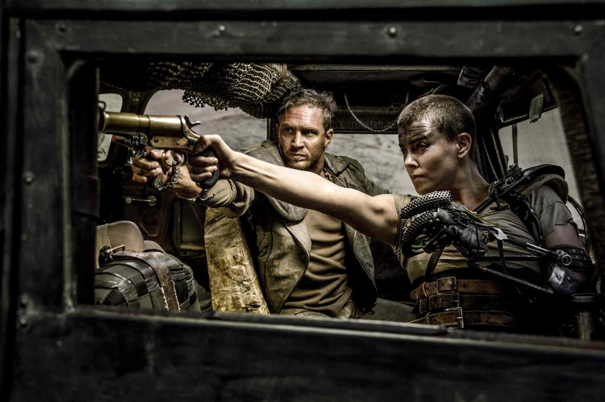 Mad Max: Fury Road official still