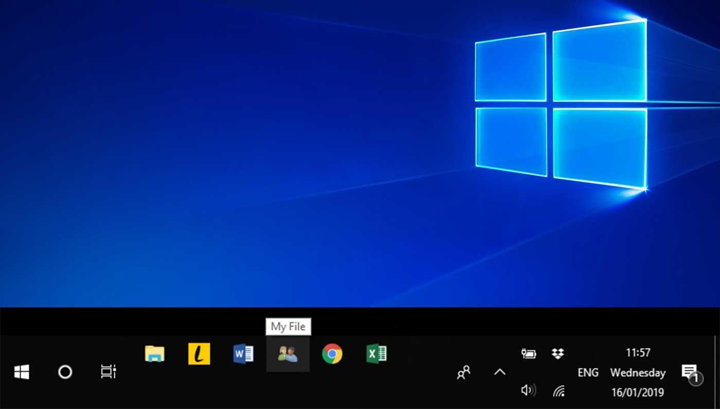 How To Pin To Taskbar On Windows 10
