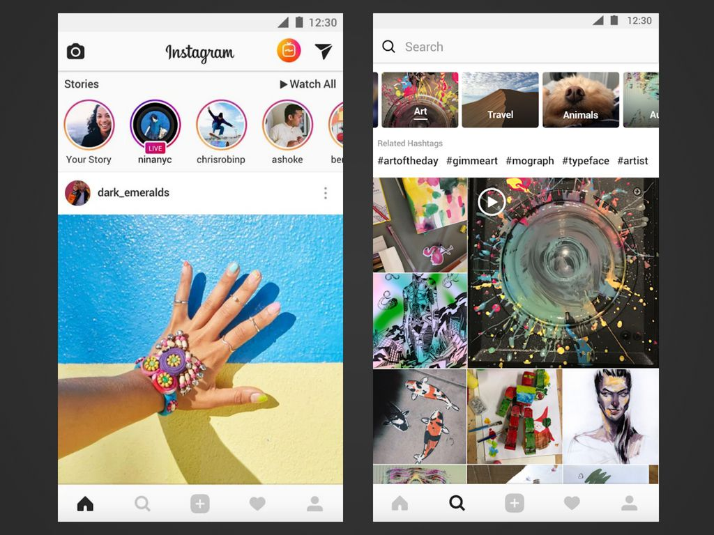 6 Free Online Photo Sharing Apps For Android