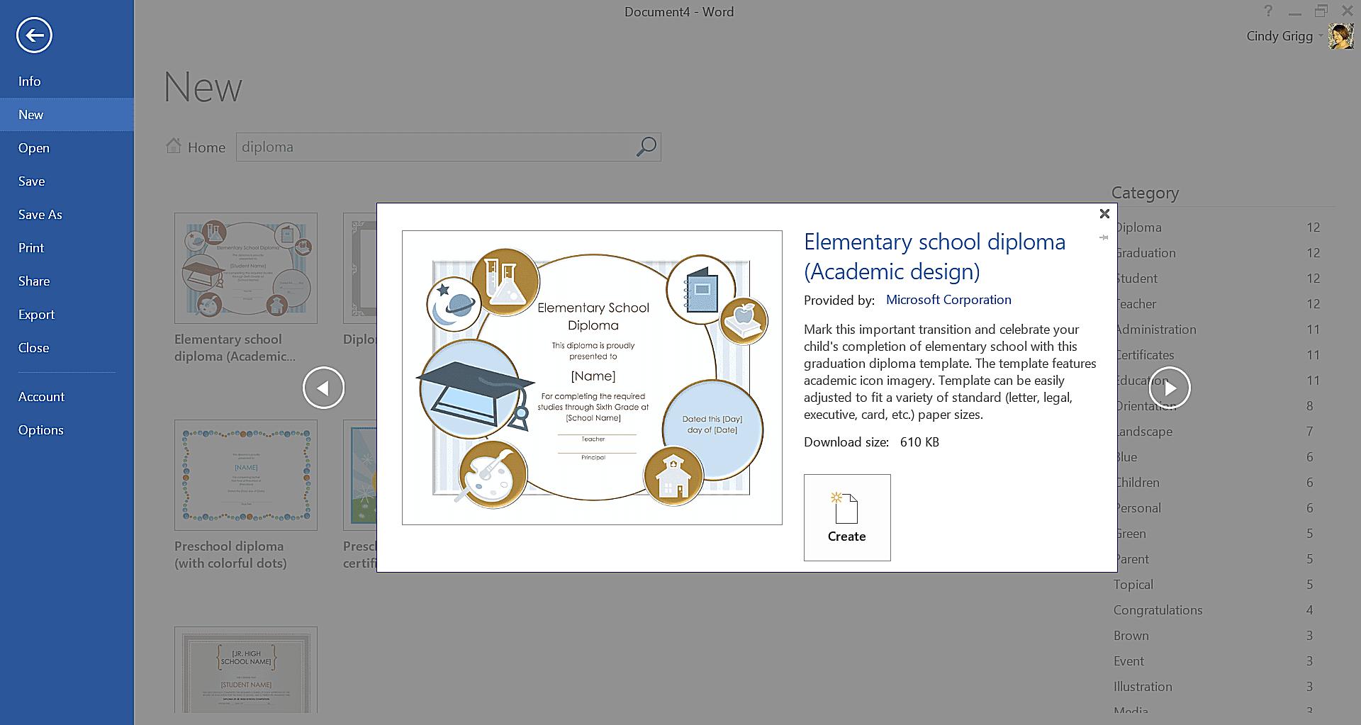 get microsoft s best graduation templates
