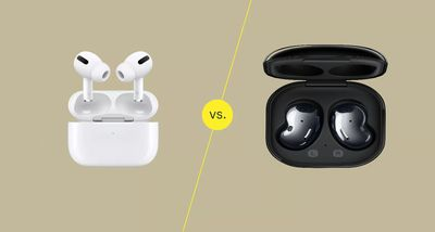 AirPods Pro vs. Buds Live