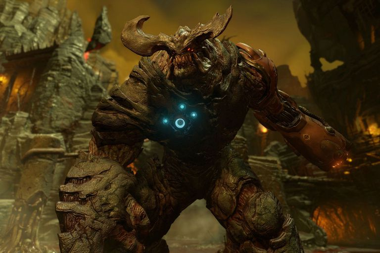 Doom 4 Video Game screenshot