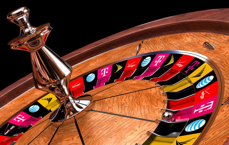 Mobile carriers on Russian roulette wheel