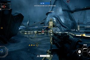 Screenshot of Star Wars Battlefront