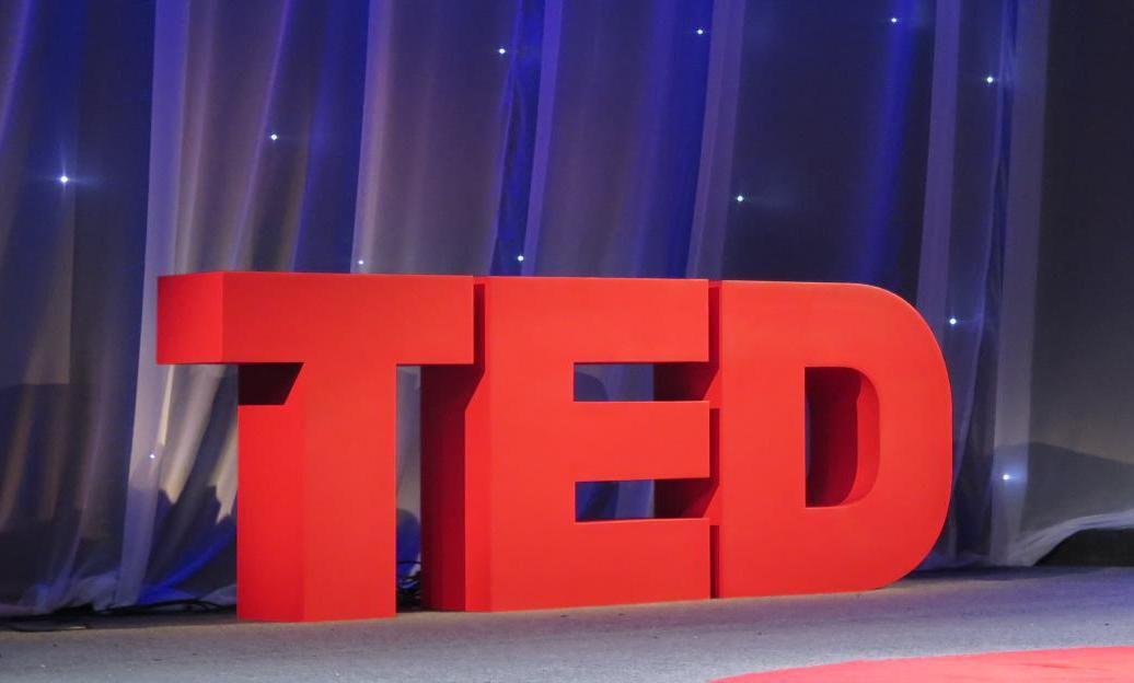 Julie Freeman at TED talks