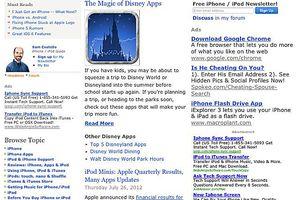 Google Chrome for iPhone