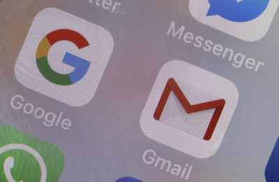 The Gmail app icon